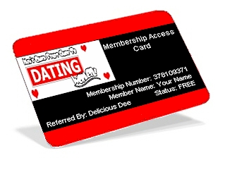 Membership Card Harness the Power Online Dating and Easily Date Any Woman You Want!