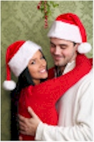 christmas mistletoe Online Dating Advice: Find a New Lover in Time for the Holidays!